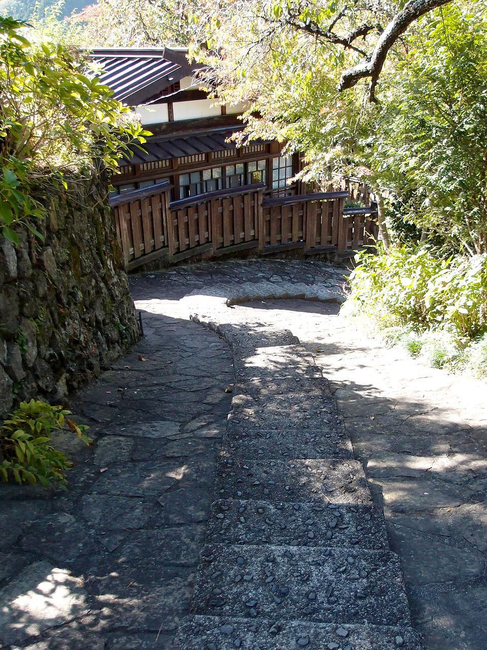 ゆるキャン△探訪記:田舎のおばあちゃん家に行ったような…赤沢宿