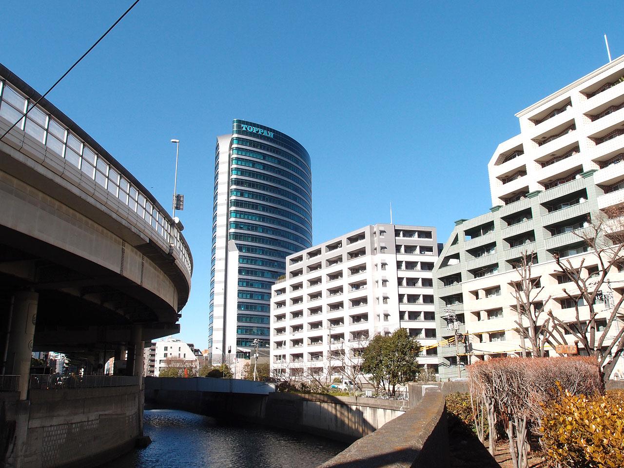 トッパン小石川ビル