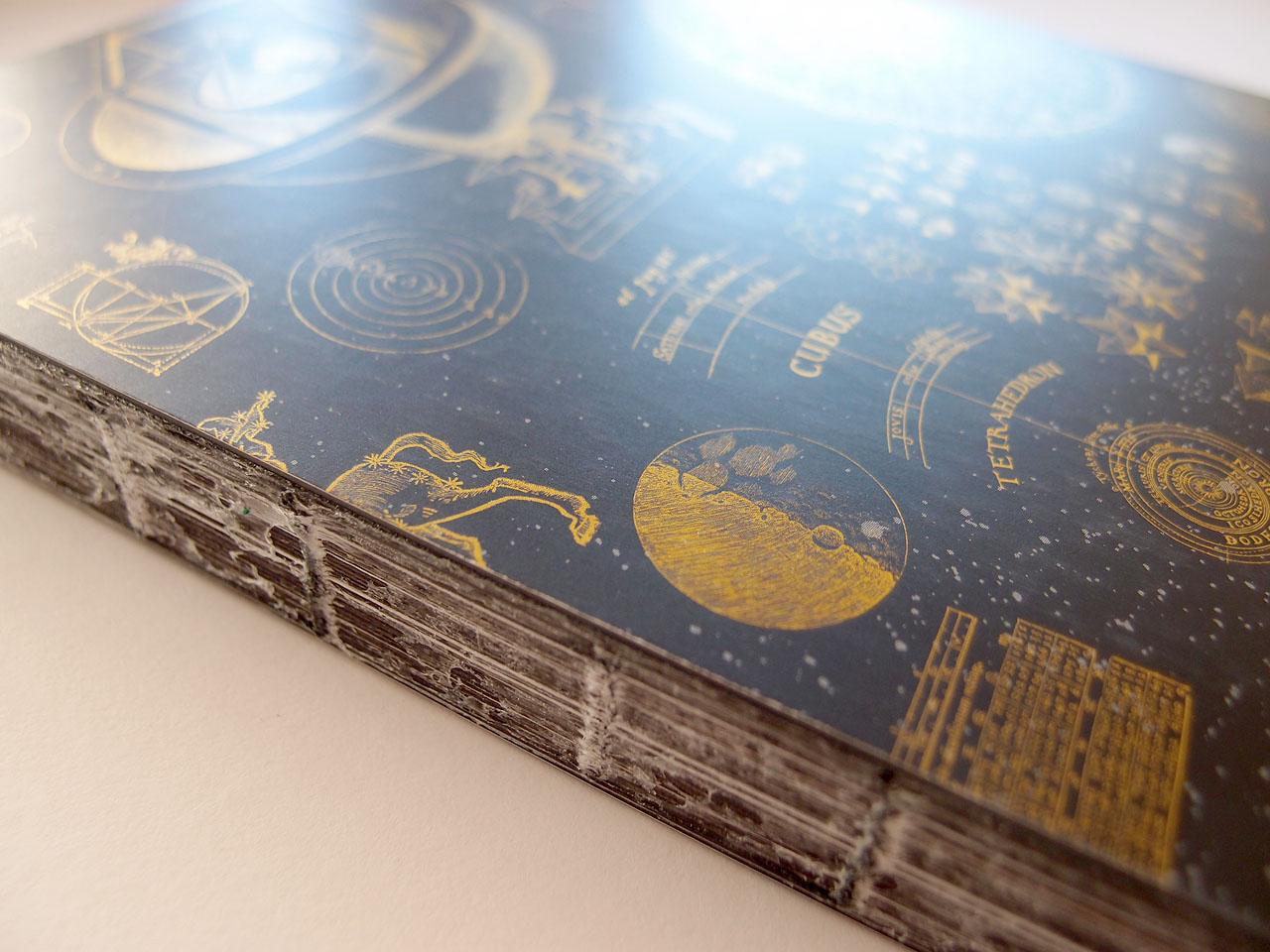 天文学と印刷の図録表紙アップ